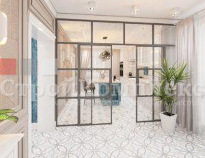 дизайн интерьера дома цена