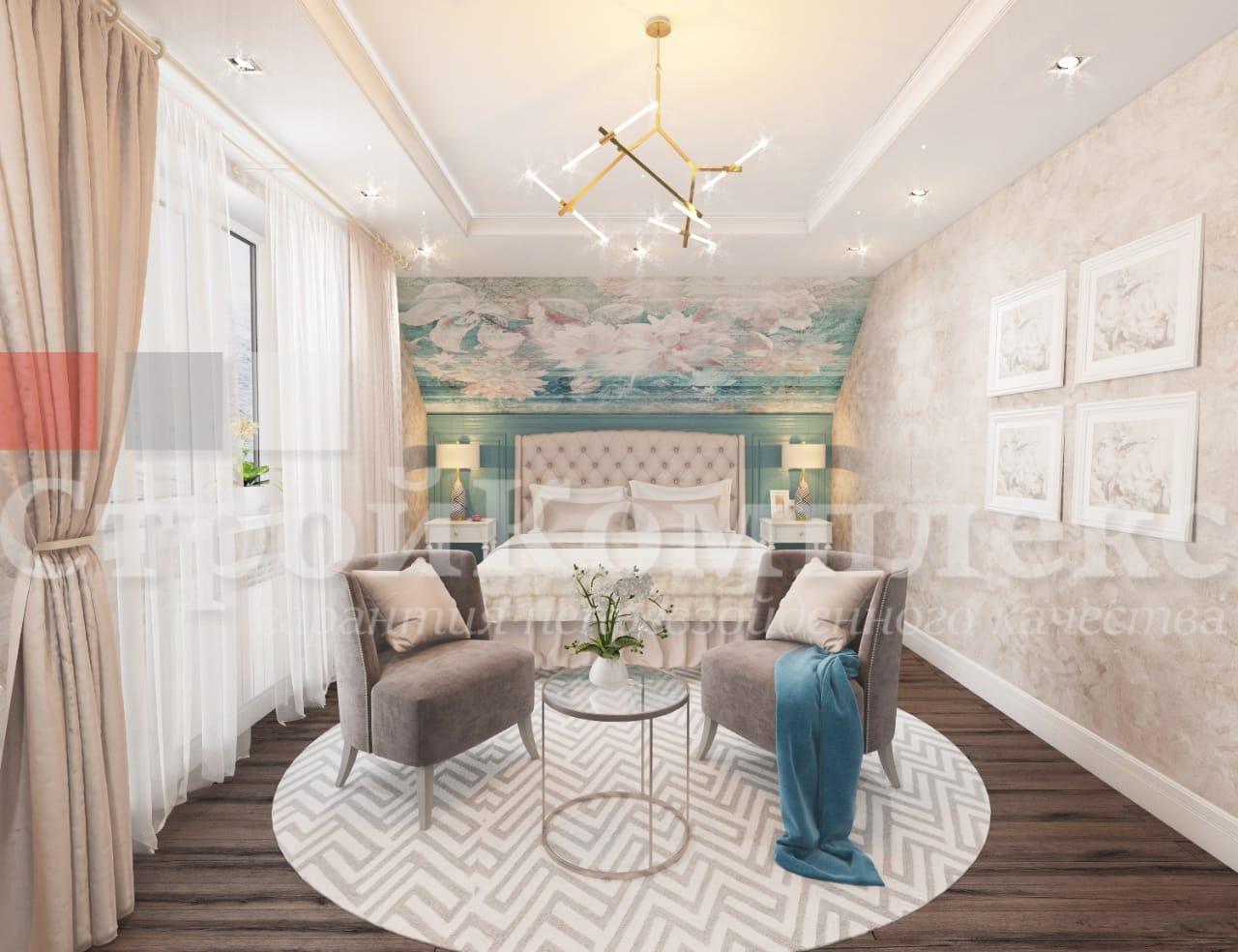 дизайн интерьера дома спб