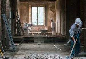 заказать ремонт коттеджей