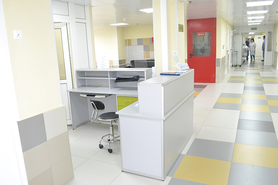 ремонт в больнице спб