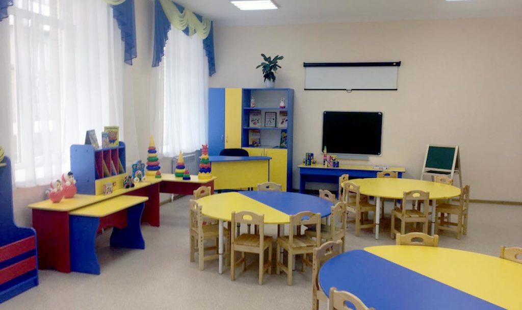 ремонт в детском саду под ключ