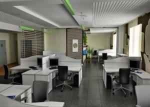 ремонт офиса спб