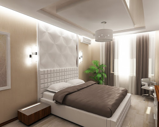 ремонт спальни спб