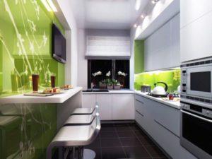 ремонт кухни под ключ