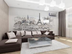 ремонт трехкомнатной квартиры спб