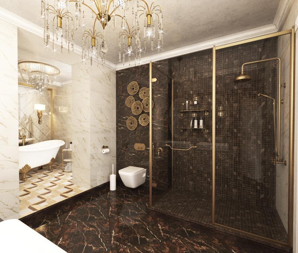 2 этаж ванная3